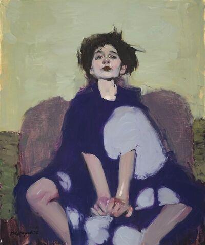 Milt Kobayashi, 'In Blue'