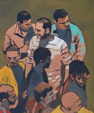 Khaled Hourani, 'Gathering #2', 2019