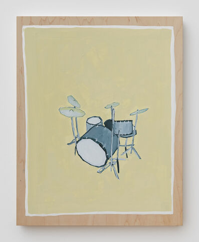 Pam Lins, 'SketchUp Drum Kit Model', 2015