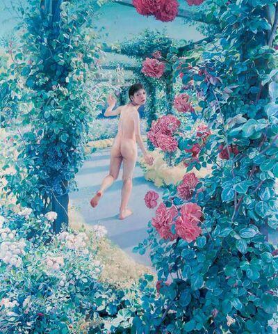 Korehiko Hino, 'Road of Roses', 2018