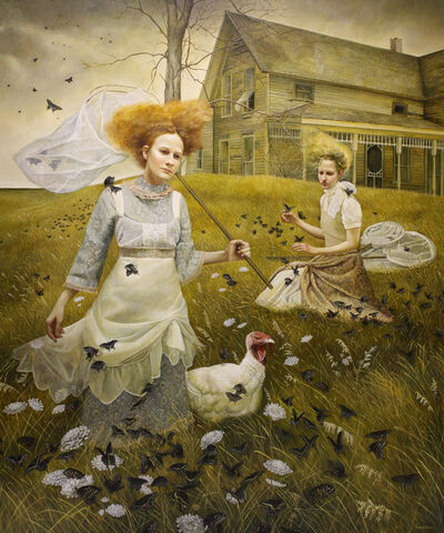 Andrea Kowch, 'Sojourn - Limited Edition Signed Print', 2019