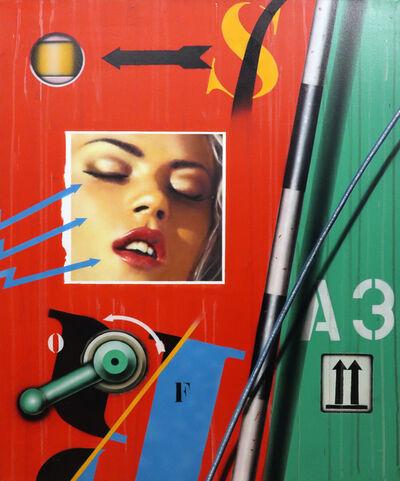 Peter Klasen, 'Reve/S/A3', 2004