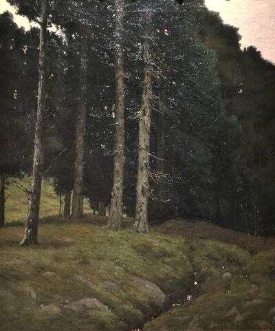 Ben Foster, 'Silent Pines', 1910