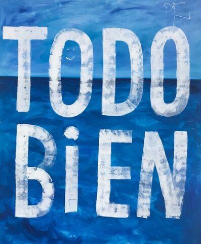 Jorge Zeno, 'TodoBien ', 2019