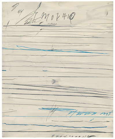 Cy Twombly, 'Untitled (Ramifications)', 1971