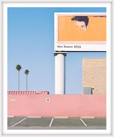 George Byrne, 'Transparent Billboard', 2016