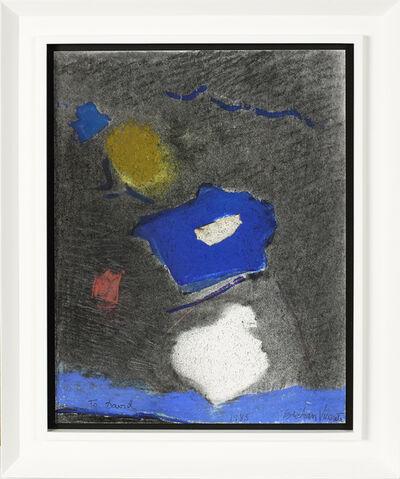 Esteban Vicente, 'Untitled', 1985