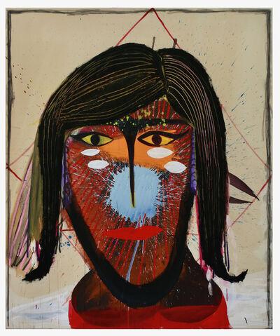 Matthias Dornfeld, 'untitled (portrait)', 2020