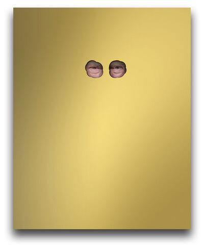 Mishka Henner, 'Trompe l'œil (Gold)', 2017