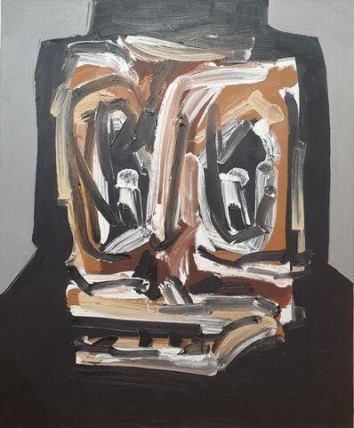 Antonio Saura, 'Retrato 5/89', 1989