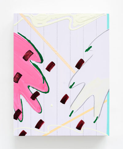 Jessica Simorte, 'Untitled (First Drip)', 2016