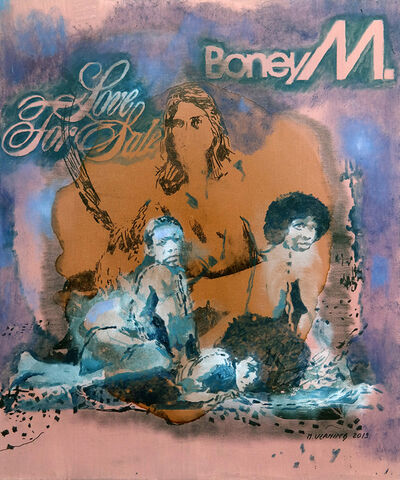 Miriam Vlaming, 'Love For Sale - Boney M.', 2019