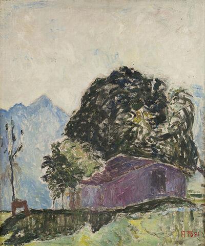 Arturo Tosi, 'La baita', 1925