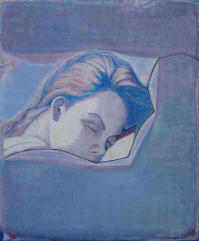 Tang Yongxiang, 'Sleeping Portrait', 2014