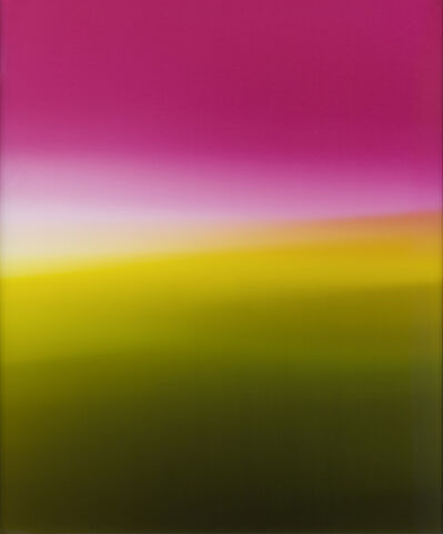 James Welling, '# 5 (Degradé)', 2001