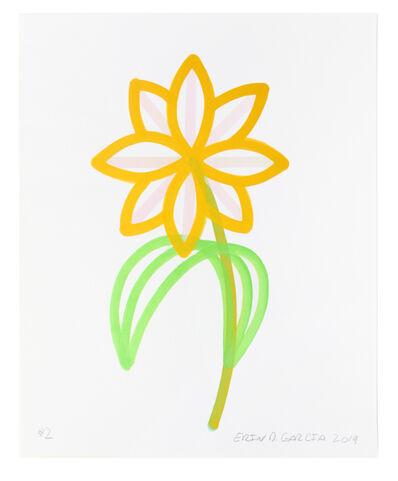 Erin D. Garcia, 'Flower #1', 2019