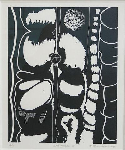 Jared FitzGerald, 'Sapphire 3', 1991