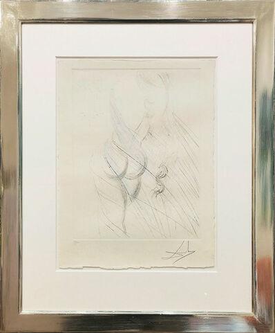 Salvador Dalí, 'Cassandre – Nu', 1968