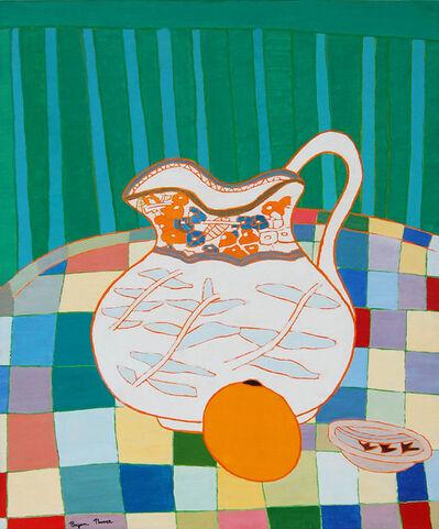 Bryan Pearce, 'Jug and Orange', 1967