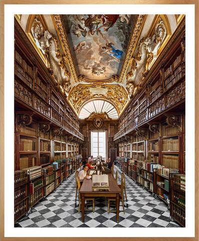 Ahmet Ertug, 'Riccardiana Library, Florence', 2016