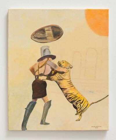 Bruno Knutman, 'Glödande sol / Glowing Sun', 2017
