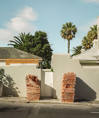 LM Chabot, 'Cape Town, SA 02', 2016
