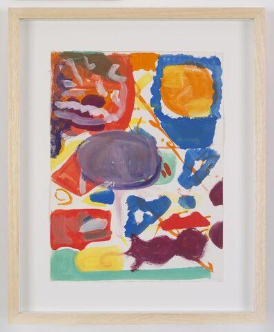 Shirley Jaffe, 'Untitled', ca. 1985