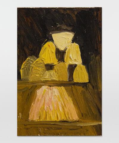 Martha Diamond, '18', ca. 1980s