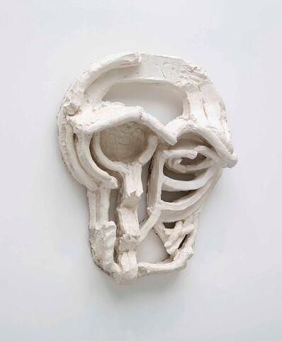 Thomas Houseago, 'Roman Masks III', 2013