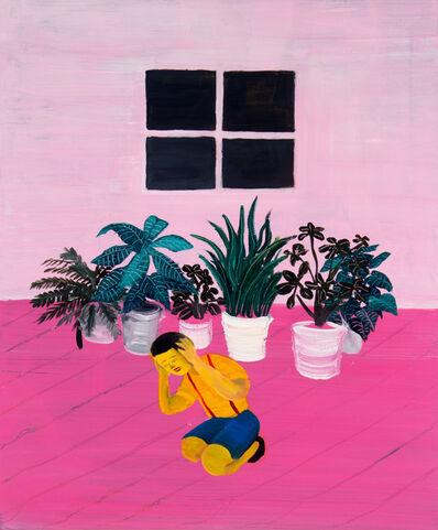HUANG HAI-HSIN, 'Untitled Pink 粉紅色無題', 2013