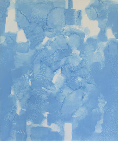 Carl Holty, 'Untitled (Blue)'