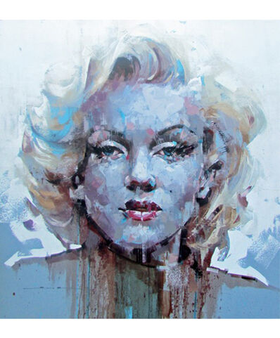 Jimmy Law, 'Marilyn Monroe', 2016