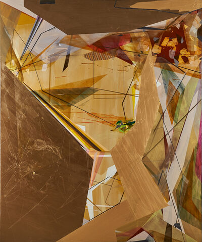 Dannielle Tegeder, 'Untitled (Abstract)', 2006
