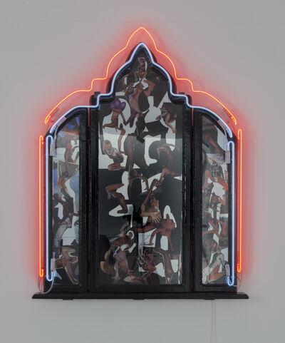 Joris Van de Moortel, 'Bestiarium I', 2018