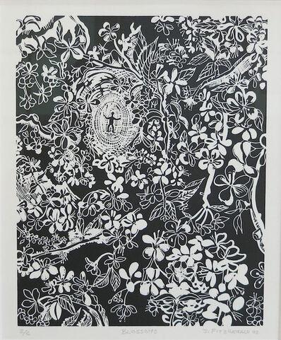 Jared FitzGerald, 'Blossoms', 1992