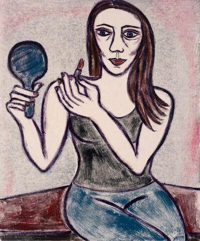 Eileen Cooper, 'Lipstick II', 2020