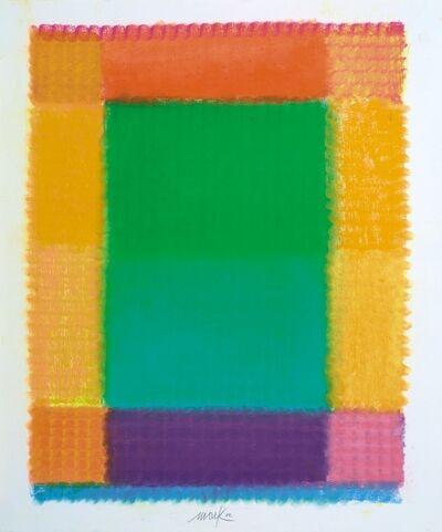 Heinz Mack, 'ohne Titel', 2012
