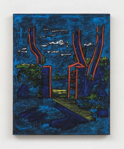 Ryan Nord Kitchen, 'Open Gate', 2020