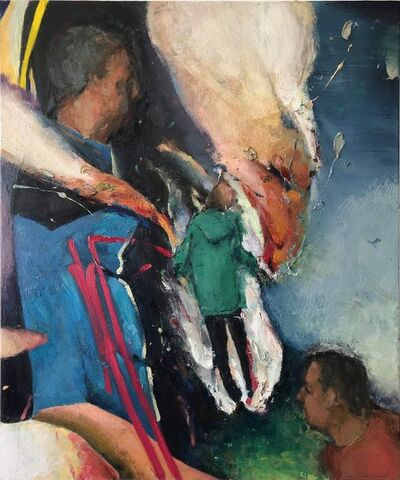 Andrius Zakarauskas, 'Small is a bigger brushstroke', 2019