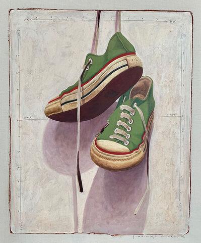 Santiago Garcia, 'Converse 1334', 2020