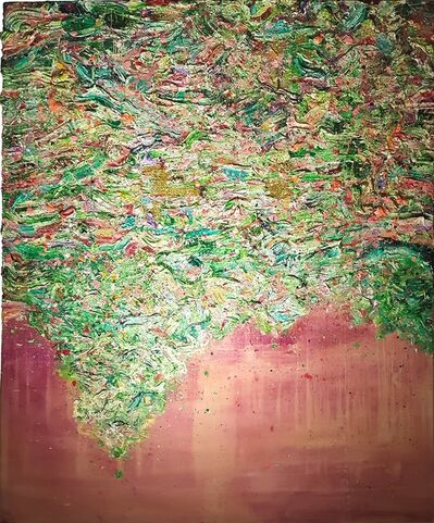 Melvin Martinez, 'Comerio PR, Baselitz Paint', 2017
