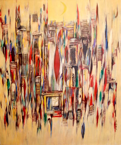 Tibebe Terffa, 'Untitled', 2017