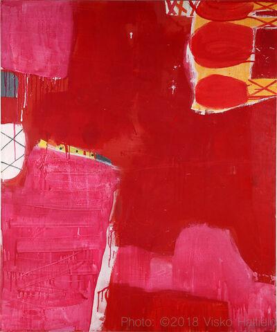 Gary Komarin, 'Rue Madame In Red', ca. 2018