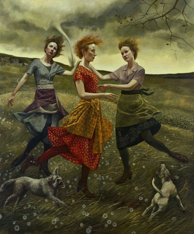 Andrea Kowch, 'Whirlwind -Limited Edition Signed Print', 2019