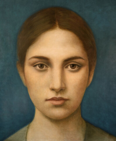 Alberto Gálvez, 'Azul Bronzino'