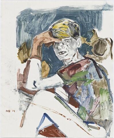 Hernan Bas, 'Untitled (glove)', 2014