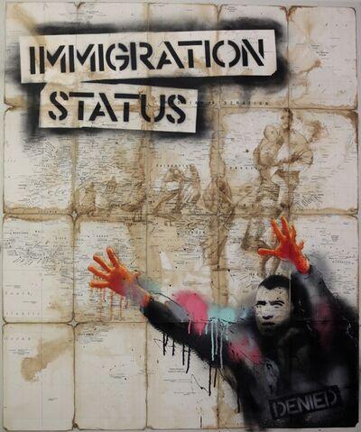 Gina Davey, 'Immigration Status', 2019