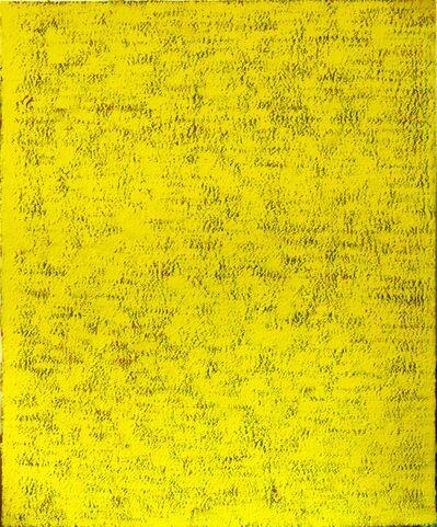 Toshiro Yamaguchi, 'Yellow', 2017