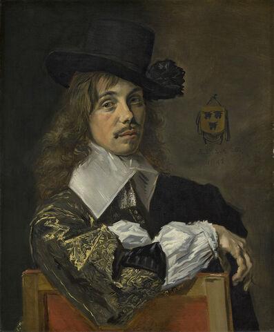 Frans Hals, 'Willem Coymans', 1645