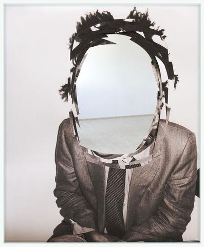 Daniele Buetti, 'Are You talking to Me - J.M.B.', 2017